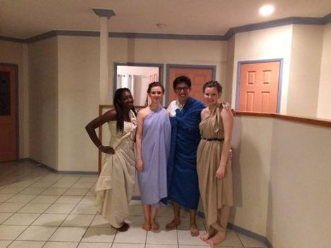 Toga Party_OWeek