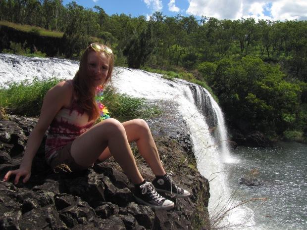 Millstream falls 3