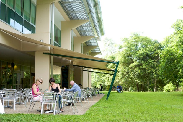 Cairns campus images